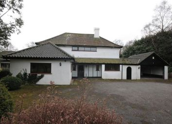 Thumbnail 4 bed detached house to rent in Holmwood Rise, Norwich
