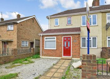 Thumbnail 4 bed semi-detached house for sale in Holly Road, Strood, Rochester, Kent