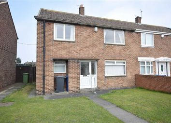 Thumbnail 3 bedroom end terrace house for sale in Galsworthy Road, South Shields