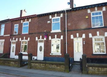Thumbnail 2 bed terraced house to rent in Bolton Road, Radcliffe, Manchester