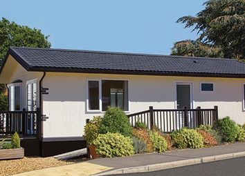 Thumbnail 2 bed mobile/park home for sale in Forrest Park, Old Mill Lane, Mansfield