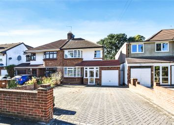 Thumbnail 3 bed semi-detached house for sale in The Drive, Bexley, Kent
