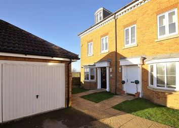 Thumbnail 3 bed semi-detached house for sale in Hedgers Way, Kingsnorth, Ashford