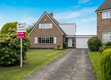Thumbnail 4 bed detached house for sale in Shadwell Park Gardens, Shadwell, Leeds