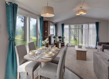 2 bed mobile/park home for sale in Skinburness Court, Silloth, Wigton CA7
