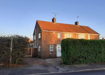 Thumbnail 3 bed semi-detached house for sale in Carsic Road, Sutton-In-Ashfield