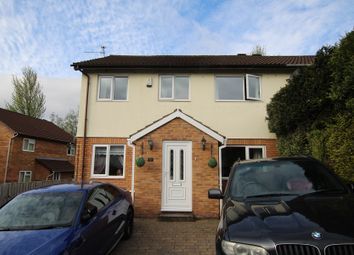 Thumbnail 4 bed detached house for sale in Garrick Drive, Thornhill, Cardiff