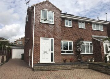 Thumbnail 4 bed property to rent in Stranfaer Close, Swanwick, Alfreton