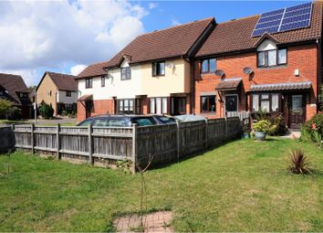Thumbnail 2 bed end terrace house for sale in Brook Farm Road, Saxmundham