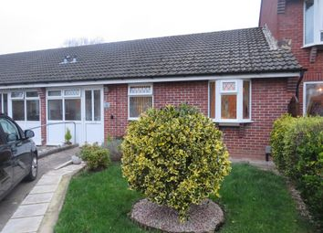 Thumbnail 2 bed terraced bungalow for sale in Pavaland Close, St. Mellons, Cardiff