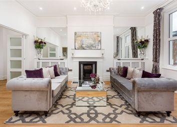 Thumbnail 4 bed flat for sale in Maida Vale, London