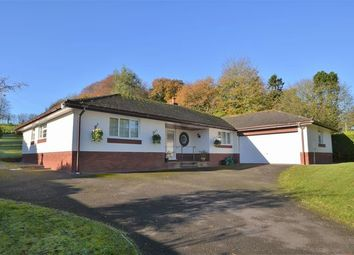 Thumbnail 4 bed detached bungalow for sale in Barton Rise, Feniton, Honiton