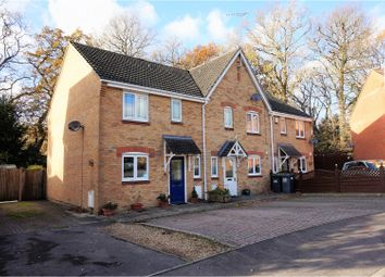 Thumbnail 3 bed semi-detached house for sale in Hobby Close, Waterlooville
