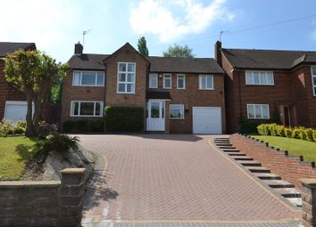 Thumbnail 4 bed detached house for sale in Moorcroft Road, Moseley, Birmingham