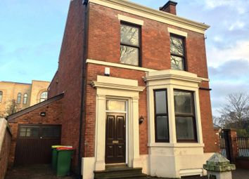 Thumbnail 3 bedroom detached house to rent in Victoria Road, Fulwood, Preston