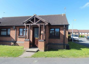 Thumbnail 2 bed semi-detached bungalow for sale in Diana Way, Caister-On-Sea, Great Yarmouth
