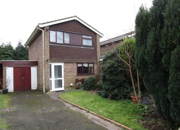 Thumbnail 3 bed link-detached house for sale in Oak Street, Merridale, Wolverhampton