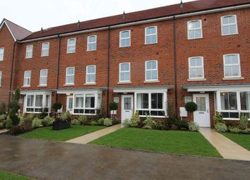 Thumbnail 4 bed terraced house to rent in Acorn Path, Broughton, Aylesbury