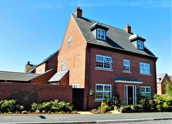 Thumbnail 5 bed detached house for sale in Pearl Brook Avenue, Stafford