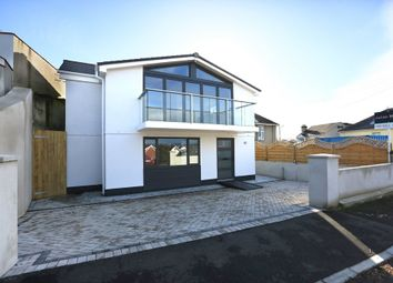 Thumbnail 3 bed detached house for sale in Rocky Park Road, Plymstock, Plymouth
