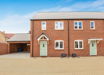 Thumbnail 3 bed terraced house for sale in Sedgefield, Bicester