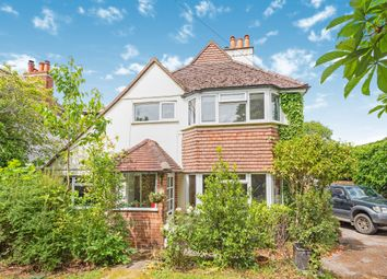 Thumbnail 5 bed detached house for sale in Church Lane, Grayshott