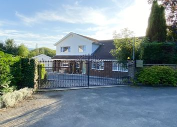 Thumbnail 4 bed detached house for sale in Ty Olaf, Lon Las, Llwydcoed, Aberdare, Mid Glamorgan