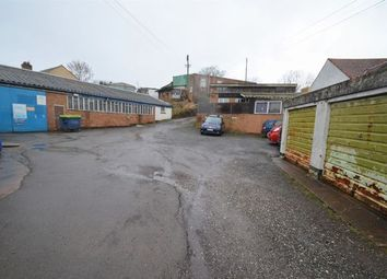 Thumbnail Parking/garage for sale in Chapel Street, Tiverton