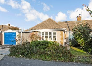 Thumbnail 2 bed semi-detached bungalow for sale in Leighfields, Thundersley, Essex