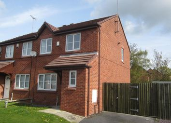 Thumbnail 3 bedroom semi-detached house for sale in Dutton Way, Crewe
