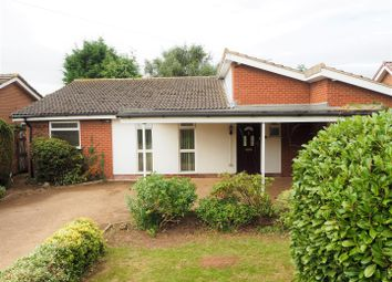 Thumbnail 2 bed detached bungalow for sale in Mill Lane, Normanton-On-Trent, Newark