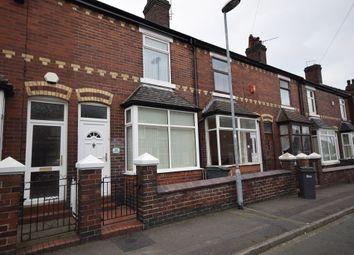 Thumbnail 2 bedroom terraced house for sale in Wade Street, Burslem, Stoke-On-Trent