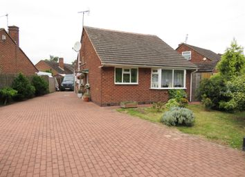 Thumbnail 3 bedroom detached bungalow for sale in Browning Street, Derby