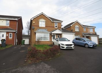 Thumbnail 4 bed property to rent in Youghal Close, Pontprennau, Cardiff