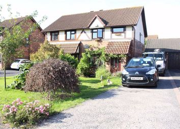 Thumbnail 3 bed semi-detached house for sale in Heol Penycae, Gorseinon, Swansea