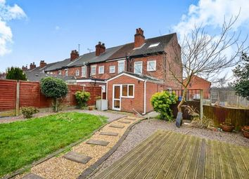 Thumbnail 3 bedroom end terrace house for sale in Cambridge Street, Mansfield, Nottinghamshire