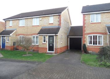 Thumbnail 3 bedroom property to rent in Morris Court, Yaxley, Peterborough