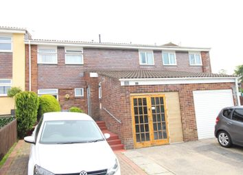 Thumbnail 4 bed terraced house for sale in Trostrey, Hollybush, Cwmbran