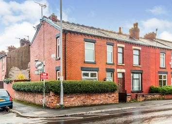 Thumbnail 3 bed end terrace house for sale in Chapman Street, Gorton, Manchester