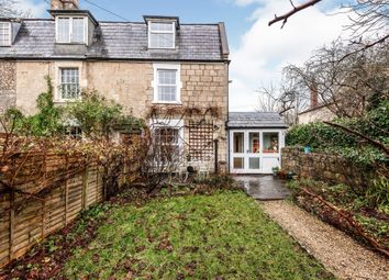 Thumbnail 4 bed end terrace house for sale in Whitechapel Lane, Oldford, Frome