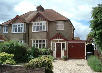 Thumbnail 3 bed semi-detached house to rent in Harefield Road, Maidenhead