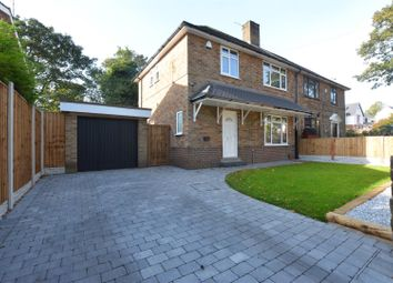 3 bed semi-detached house for sale in Thyra Grove, Alexandra Park, Nottingham NG3