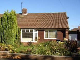 Thumbnail 2 bed bungalow to rent in Lincoln Green, Brunton Park, Gosforth, Newcastle Upon Tyne