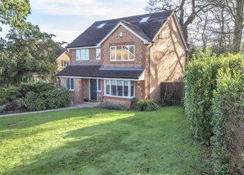6 bed detached house for sale in Wriotsley Way, Addlestone KT15
