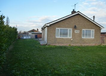 Thumbnail 2 bedroom detached bungalow for sale in Lindens Close, Thorney Toll, Wisbech