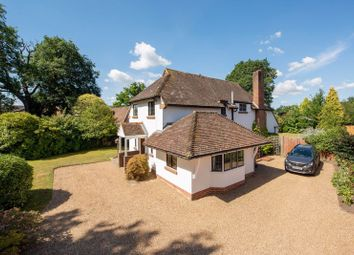 Thumbnail 4 bed detached house for sale in Forest Road, East Horsley, Leatherhead