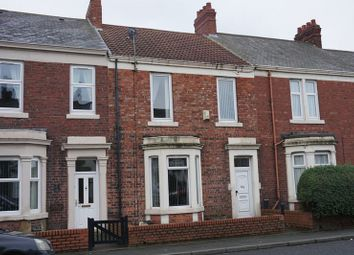 Thumbnail 4 bedroom terraced house for sale in Northumberland Terrace, Wallsend
