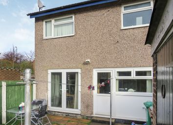 Thumbnail 3 bed end terrace house for sale in Bacton Gardens, Bulwell, Nottingham