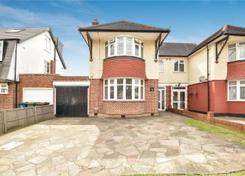Thumbnail 3 bed semi-detached house for sale in Park Drive, North Harrow, Harrow, Middlesex
