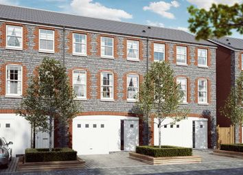 "Thumbnail 4 bedroom terraced house for sale in ""The Larch"" at Mill Lane, Bitton, Bristol"